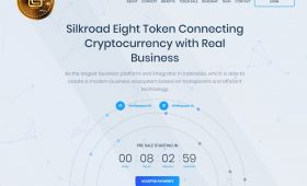 Pre-ITO Silkroad Eight Token Dimulai 1 September 2018