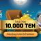Mainkan TEN to the Moon, Hadiah Total 10.000 TEN