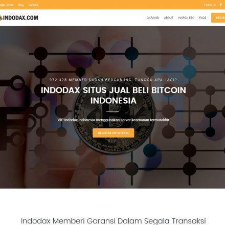 Waspadai Website Mencurigakan Mengatasnamakan Indodax