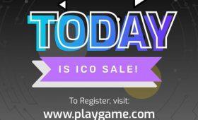 Token Sale PlayGame Dimulai Hari Ini