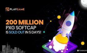 Baru 5 Hari, Soft Cap 200.000.000 PXG Tercapai