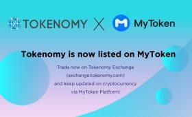 Tokenomy Terdaftar di MyToken