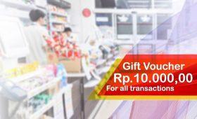 Alfamart Menjadi Merchant VexGift Terbaru