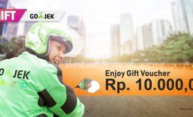 Go-Jek Menjadi Merchant Terbaru VexGift