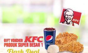 Voucher Airy Rooms dan KFC Tersedia di VexGift
