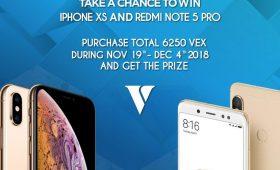Menangkan BTC Senilai iPhone XS dan Redmi Note 5 Pro dari Indodax