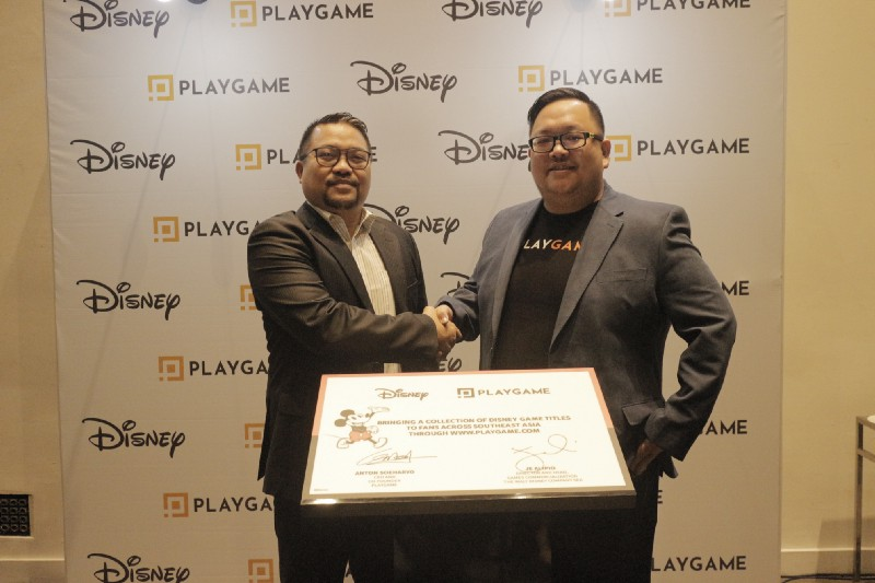 PlayGame - Disney