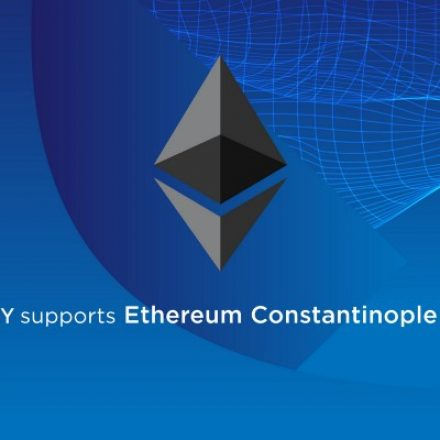 Tokenomy Dukung Ethereum Constantinople Hard Fork