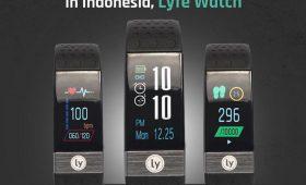 Lyfe Watch Bisa Digunakan untuk Bayar MRT dan TransJakarta