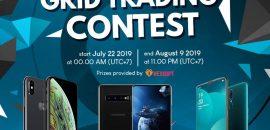Ikuti Indodax-Vexanium Grid Trading Contest Mulai 22 Juli 2019